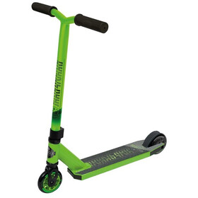 MADD GEAR Carve Rookie Stunt Step Kinderen, lime/black